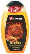 Lotto Sport Speed Hair & Body Wash 400ml