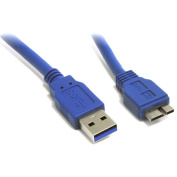 Startech USB3SAUB3 0.9m SuperSpeed USB 3.0 Cable A to Micro B