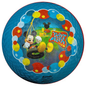 Franklin Sports Disney Mickey Mouse Clubhouse 22cm Rubber Playground Ball