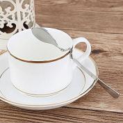 Bureze Novelty Stainless Steel Condiment Spoon