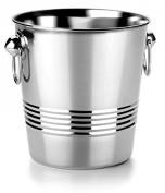 My Kitchen Champagne Cooler Stainless Steel Wine Ice Bucket 4 Litre Ice Bucket Ice Bucket Wine Bottles Design