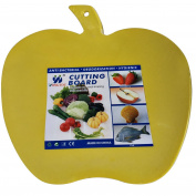 OneX Apple Shape Breakfast Board Chopping Board Anti-Bacteria Non Slip,Non Stick,Extra Thick, Home Kitchen Applience