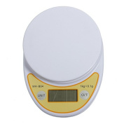 1000g/0.1g Pocket Digital Kitchen Scale Electronic Food LCD Display Weigh Balance