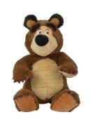 'Simba 109301034 Mascha und Bean Bag Bear, 20 cm
