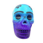 Skull Head Slime Stress Relief Toy, Exquisite Fun Galaxy Skull Scented Squishy Charm Slow Rising Relieve Stress Simulation Toys Squeeze Toys for Kid Toys Gift