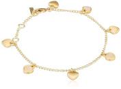 Pilgrim Women Gold Plated Strand Bracelet - 611732563