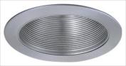 Elco Lighting ELM530KN 13cm Metal Stepped Baffle with Lamp Holder Bracket - ELM530
