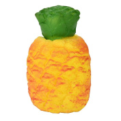 squarex Exquisite Squishy Jumbo Pineapple Scented Cream Super Slow Rising Squeeze Toys Cure Toy Stress Reliever Toy