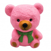 MORWIND Jumbo Squishy Cute Bear Head Kawaii Cream Scented Very Slow Rising Decompression Squeeze Kids Simulation Toys