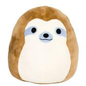 Kellytoy Squishmallow 20cm Simon the Sloth Super Soft Plush Toy Pillow Pet
