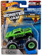 2018 Hot Wheels Monster Jam Epic Additions 2/15 - Gas Monkey Garage