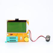 Mega328 Transistor Tester Diode Triode Capacitance ESR Metre MOS/PNP/NPN L/C/R