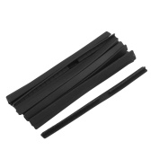 20Pcs DDR123 Black Silicone Anti-dust Stopper/Plug for Protect Data Port Of PC
