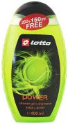 Lotto Sport Power Hair & Body Wash 400ml