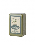 Marseille Soap 250g olive oil, with lavender Marius Fabre since 1900 based on Salon de Provence in France.