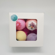 Happy Easter Gift Set - Glitter Bath Bomb Collection -Handmade in the UK Alternative Easter Gift
