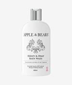 Apple & Bears Honey & Hemp Body Wash 500ml