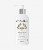 Apple & Bears Honey & Hemp Body Silk 250ml