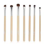 Makeup Brush Set, TopTen 6Pcs Eyeshadow Eyeliner Blending Crease Kit Eyebrow Brush Kit Cosmetic Tool Set