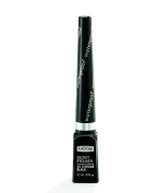 IsaDora Glossy Eyeliner Waterproof 40 Chrome Black for Sensitive Eyes 3.7 ml / .13 Fl. oz.