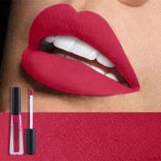 Pu Ran Sexy Matte Liquid Lipstick Pigment Cosmetic Long Lasting Beauty Lip Gloss Charm - 8#