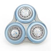 FLORATA Replacement Shaver Head Flex 360 for Philips SH90 52 SH70 52 9000 7000 Shaving Unit Razor