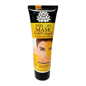 Msmask 24K Gold Collagen Crystal Eye Neck Face Mask Anti-ageing Anti-wrinkle Peel Off