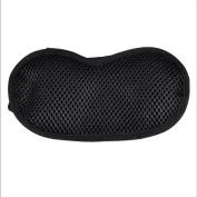 Yeshi 3D Sleeping Eye Mask Nap Travel Eye Shade Bamboo Charcoal Cotton Blindfold Cover