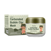HailiCare Carbonated Bubble Clay Mask Bubbles Mud Mask Moisturise Deep Cleansing Face Mask 100g