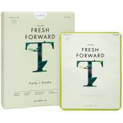 Rael Fresh Forward Face Mask Sheet With Tea Tree Oil (5 Masks)