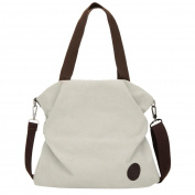 Handbag Shoulder Bag ,Amlaiworld Women Canvas Handbag Tote Messenger Beach Shoulder Satchel Bag