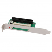 Unique Bargains A5125 Compact Flash CF to IDE 44 Pins 2.54mm Pitch Male HDD Adapter Module