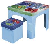 pjmasks Set – Table and Stool Folding Table