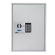 Large Key Cabinet Wall Mounted Electronic Lock Key Hooks 100 Keys Pro First