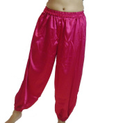 Belly Dance Harem Pants for Dancing Tribal Dancer Costume Yoga New M L XL XXL