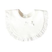 Originaltree Baby Kids Feeding Bib Newborn Baby Bibs Round Triangle Saliva Towel for Nursery