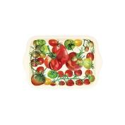 Emma Bridgewater - Small Melamine Rectangular Tray - 22 x 14.5cms - Vegetable Garden Tomatoes