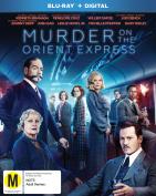 Murder on the Orient Express (2017)  [Region B] [Blu-ray]