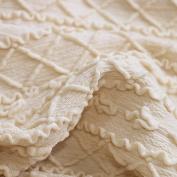 Solid colour sofa cover ,Elastic Stretch Plush Slipcover sofa-B 90cm - 110cm