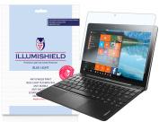 iLLumiShield UV Blue Light Screen Protector 1x for Lenovo Ideapad Miix 300 25cm