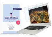 iLLumiShield UVBlue Light Screen Protector 1x Chromebook 2 34cm {2nd Gen 2015}