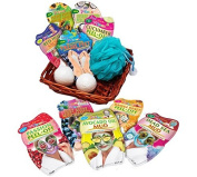 New Montagne Jeunesse 7th Heaven Basket Full of Goodies Perfect for Pampering