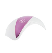 MINFAN 48W UV LED Nail Lamp 99S Timer Setting Auto-sensing by Infrared Induction For Fingernail & Toenail Gels
