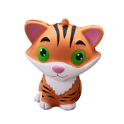 HARRYSTORE Cute Tiger Squishy Slow Rising Cream Fun Toy Scented Decompression Toys Cure Gift