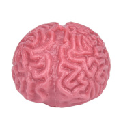 HARRYSTORE Novelty Squishy Brain Toy Squeezable Fun Toys Relieve Stress Ball Cure Toy