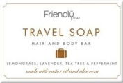 Travel Soap 95g by Friendly Soap