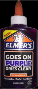 Elmers School Glue Purple 150ml, PartNo E5500, by Elmer'S Products, In, Stationery