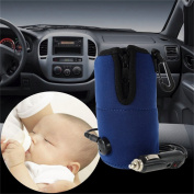 12v Universal Car Travel Food Milk Water Bottle Cup Warmer Heater for Baby