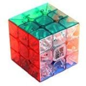 Zantec Cube Puzzle 3x3x3 Transparent Colour