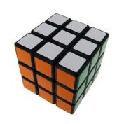 Zantec Cube Puzzle 3x3x3 Speed Magic Cube Black 3-layers